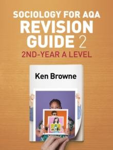 Sociology for AQA Revision Guide 2: 2nd-Year A Level, Paperback Book