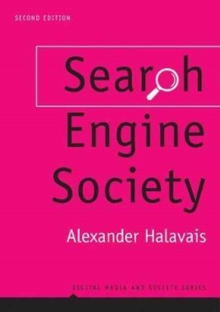 Search Engine Society, Paperback / softback Book