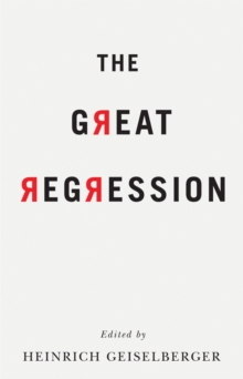 The Great Regression, Paperback / softback Book