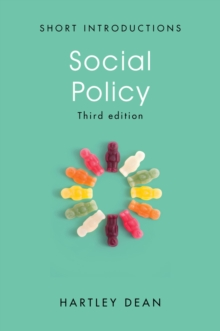 Social Policy, Paperback / softback Book