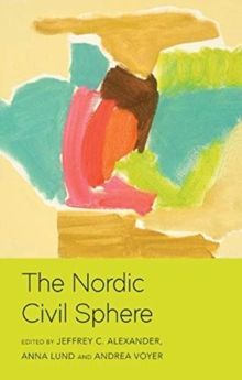 The Nordic Civil Sphere, Paperback / softback Book