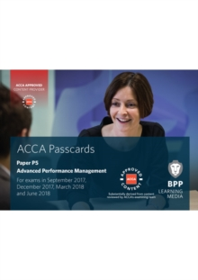 ACCA P5 Advanced Performance Management : Passcards, Spiral bound Book