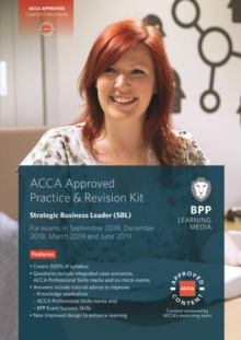 ACCA Strategic Business Leader : Practice and Revision Kit, Paperback Book