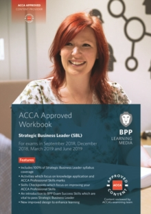 ACCA Strategic Business Leader : Workbook, Paperback / softback Book