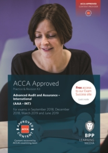 ACCA Advanced Audit and Assurance (International) : Practice and Revision Kit, Paperback / softback Book