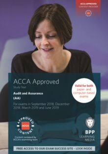 ACCA Audit and Assurance : Study Text, Paperback / softback Book