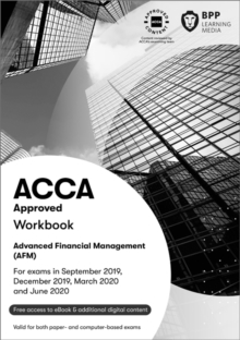 ACCA Advanced Financial Management : Workbook, Paperback / softback Book