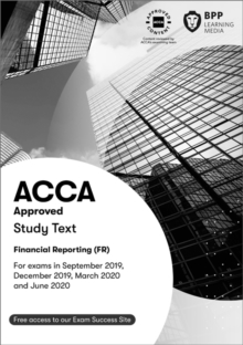 ACCA Financial Reporting : Study Text, Paperback / softback Book