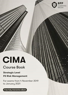 CIMA P3 Risk Management : Study Text, Paperback / softback Book
