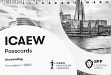 ICAEW Accounting : Passcards, Spiral bound Book