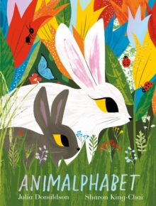 Animalphabet, Paperback / softback Book