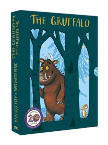 The Gruffalo and the Gruffalo's Child Gift Slipcase, Mixed media product Book