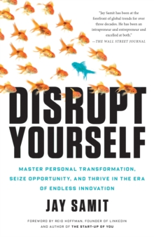 Disrupt Yourself, Paperback Book