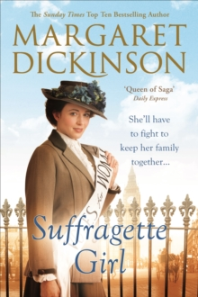 Suffragette Girl, Paperback / softback Book