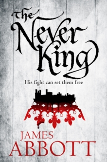 The Never King, Paperback Book