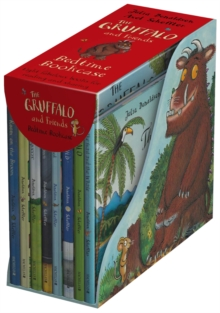 The Gruffalo and Friends Bedtime Bookcase, Multiple copy pack Book