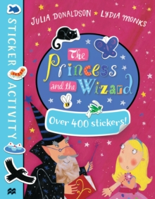 The Princess and the Wizard Sticker Book, Paperback / softback Book