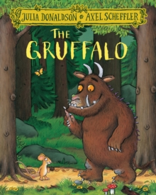 The Gruffalo, Paperback Book