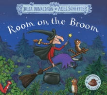 Room on the Broom, Paperback Book
