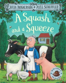 A Squash and a Squeeze, Paperback / softback Book