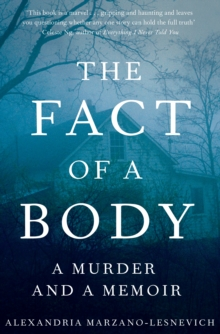 The Fact of a Body, Hardback Book