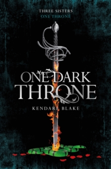 One Dark Throne, Paperback Book