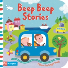 Beep Beep Stories, Board book Book