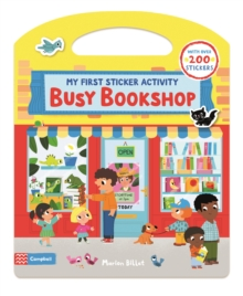 Busy Bookshop: My First Sticker Activity, Paperback / softback Book