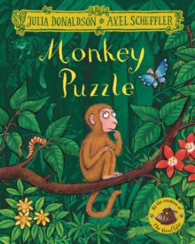 Monkey Puzzle, Paperback Book