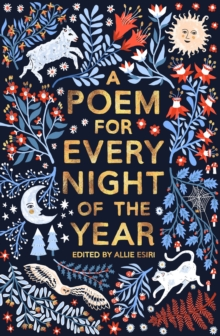 A Poem for Every Night of the Year, Hardback Book