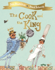 The Cook and the King, Paperback / softback Book