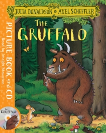 The Gruffalo : Book and CD Pack, Book Book