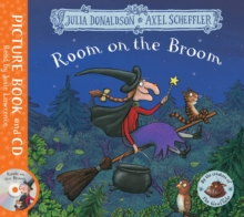 Room on the Broom : Book and CD Pack, Mixed media product Book
