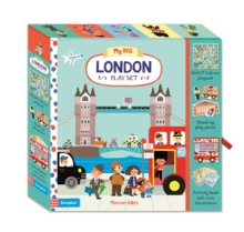 My Big London Play Set, Multiple copy pack Book