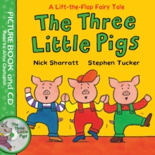 The Three Little Pigs,  Book
