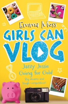 Jazzy Jessie: Going for Gold, Paperback / softback Book