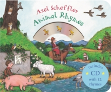 Mother Goose's Animal Rhymes : Book and CD Pack, Book Book