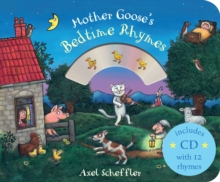 Mother Goose's Bedtime Rhymes,  Book