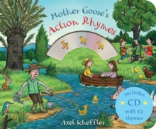 Mother Goose's Action Rhymes,  Book