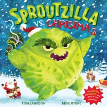 Sproutzilla vs. Christmas, Paperback / softback Book