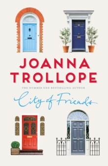 City of Friends, Hardback Book