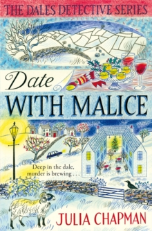 Date with Malice, Paperback Book