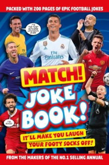 Match! Joke Book, EPUB eBook