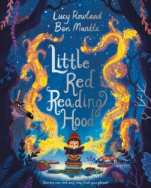 Little Red Reading Hood, Hardback Book