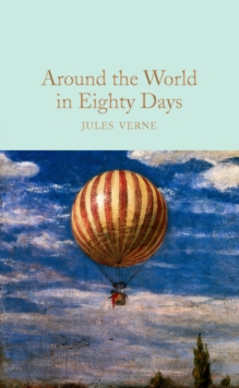 Around the World in Eighty Days, Hardback Book