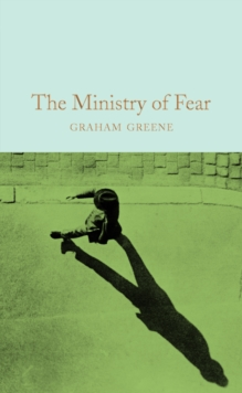 The Ministry of Fear, Hardback Book