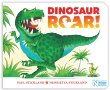 Dinosaur Roar!, Board book Book