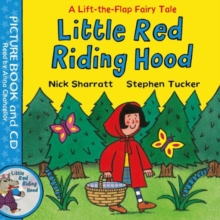 Little Red Riding Hood : Book and CD Pack, Book Book