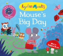 Mouse's Big Day, Hardback Book