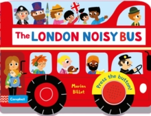 The London Noisy Bus, Board book Book
